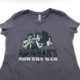 Brennan's Bowery Womens V-Neck T-Shirt, Brennan's Apparel